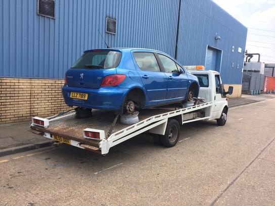 Car Scrapping Addington