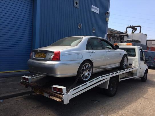 Car Removal Chessington